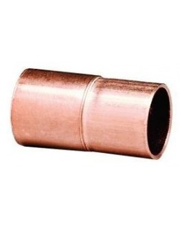 """Fitting reducer, copper, 7/8"""" FTG x 3/4"""" C"""