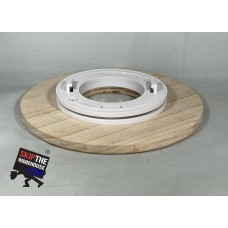 """High Velocity AC-TRM-M Maple 2"""" Outlet Cover"""