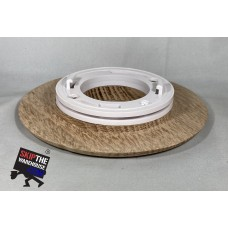 """High Velocity AC-TRM-QSWO Quarter Sawn White Oak 2"""" Outlet Cover"""