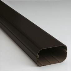 "SlimDuct SD140B 78"" x 5 1/2"" Brown Line Set Ducting"