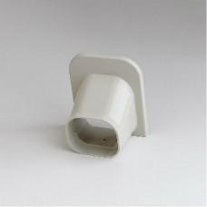 """SlimDuct SP77I 2-3/4"""" Ivory Soffit Inlet"""
