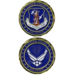 Air National Guard Coin