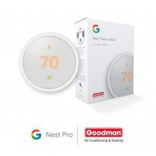 Goodman Google T4002ES Nest Thermostat
