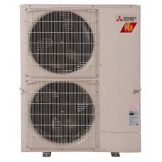 Mitsubishi MXZ4C36NAHZ2U1 36,000 BTU Ductless Multi Zone Hyper Heat Pump Condenser