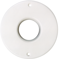 Spacepak 45AC-TRM-ALW White Cast Aluminum Outlet
