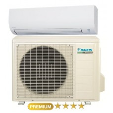 Daikin AURORA 9,000 Btu 20 SEER Single Zone Heat Pump Full System