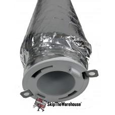 Spacepak 45464RWG0761 Sound Attenuator tube w/ Fire Stop