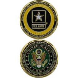 U.S. Army Soldier Award Coin