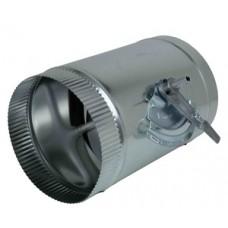 iO HVAC Controls MBD-XX MBD Series Round Dampers