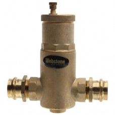 "Webstone H-78004 Threaded 1"" Air Separator (Press)"