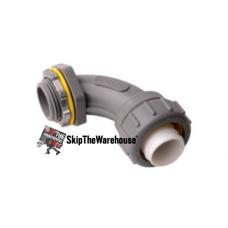 "DiversiTech 750-NMLT9075 3/4"" 90-Elbow Liquid Connector (Non-Metal)"