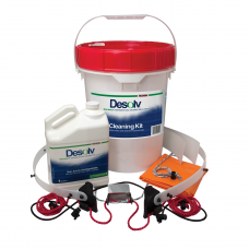 Rectorseal 82560 Desolv kit with 2 single-use funnel bags