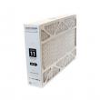 Clean Comfort MERV 11 AMP Replacement Filter 14 x 25 x 4.5