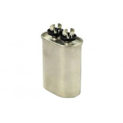 Run Oval Capacitor 370 Volts 7.5 Mfd