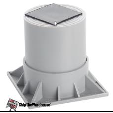 """Diversitech HPR-6-2P 6"""" Heat Pump Riser (1 Riser)"""