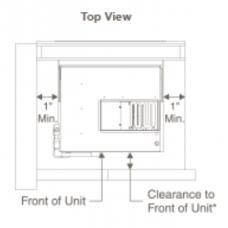 Magic-Pak 10MHP4-11-181FP 1.5 Ton Electric Heat Pump Packaged Unit