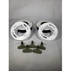Spacepak AC-TKMR-2 Round Sheet Metal/SmartPak Plenum Take-Off Kit
