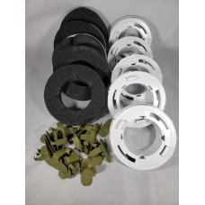 Spacepak AC-TKMR-5 Round Sheet Metal/SmartPak Plenum Take-Off Kit