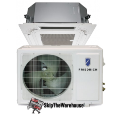 Friedrich FPHC093A Pro Series Single Zone 9k Btu 230/208V Ductless