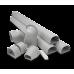 "Fortress LDK122G 4-1/2"" x 12' Gray Line Set Wall Duct Kit"
