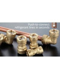 ProFit Quick Connect Fittings