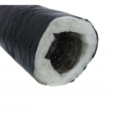 25 ft. R-4.2 Insulated Round Flexible Duct