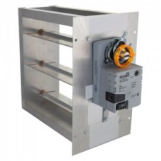 Carrier/Bryant Compatible Rectangular Zone Damper (CD Series)