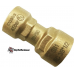 """Rectorseal 87031 1/2"""" to 3/8"""" Braze-Free Quick Reducer Coupling"""