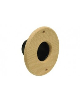 Spacepak 45AC-TRM-ROOS Red Oak Surface Mount Outlet Cover