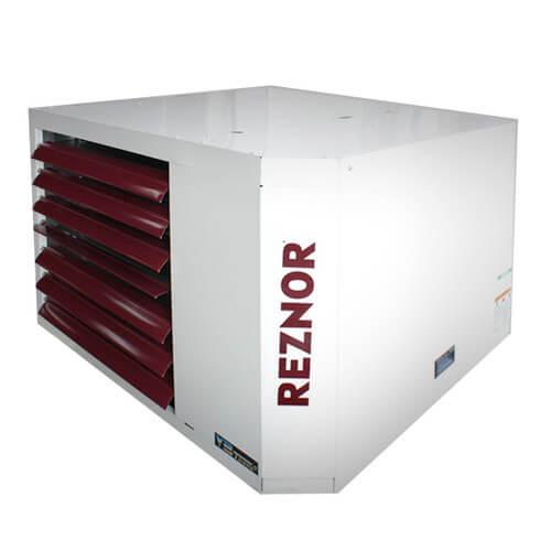 reznor udap350 power vented gas fired unit heater  350000 btu