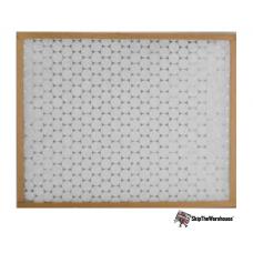 Unico A00097-009 Filter, Throwaway, 24 x 30 x 1