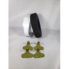 Spacepak AC-TKMR-1 Round Sheet Metal/SmartPak Plenum Take-Off Kit