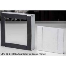 Unico UPC-62-2430 2-2.5 Ton Square Supply Adapter