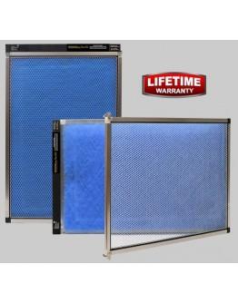 "Premier One P6100-2424 Polarized Media Cleaner - 24"" x 24"" x 1"""