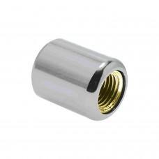 Novent 86693 Single Silver Locking Refrigerant Cap