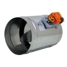 iO HVAC Controls RM Series Round Dampers (RM-XX)
