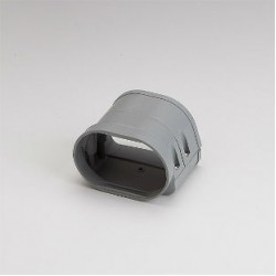 "Fortress LFJ92G 3-1/2"" Gray Flexible Adaptor"