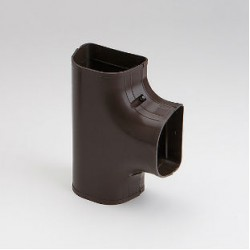 "Fortress LT92B 3-1/2"" Brown Tee"