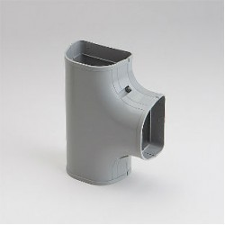 "Fortress LT92G 3-1/2"" Gray Tee"