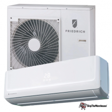 Friedrich FPHW093A Pro Series Single Zone 9k 230/208V Btu Ductless