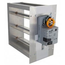 iO HVAC Controls MD Series Rectangular Dampers