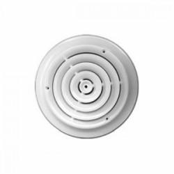 "10"" Round Ceiling Diffuser White"