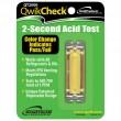 QwikCheck QT2000 Acid Test Kit - 25 Kits
