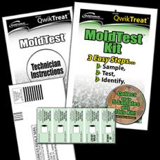 QwikTreat QT4200 Mold Test Kit