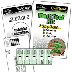 QwikTreat QT4200 Mold Test Kit