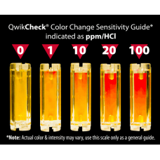 QwikCheck QT2000 Acid Test Kit - 1 Kit