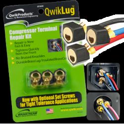 QwikLug QT2800 3 Terminal Repair Lugs