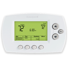 Honeywell FocusPRO TH6320R1004 Wireless Comfort System 5-1-1/5-2 Day Programmable Thermostat