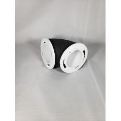 Spacepak AC-KCWE Kwik Connect Wall Elbow - 1 Elbow