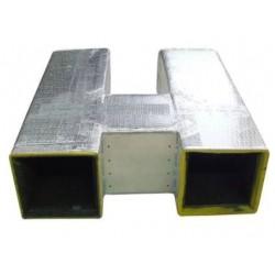 Spacepak Square Plenum H